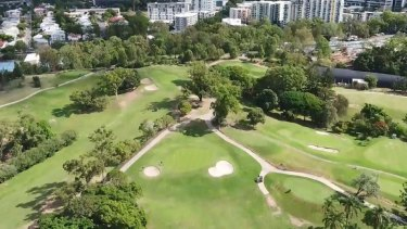 The Victoria Park golf course transformation proposal relied on community consultation conducted by the council.