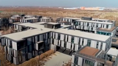Xiongan, a new urban area in China, is to be built with a post-COVID design.