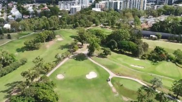Victoria Park Golf Course will be transformed into a 45 hectare public park.