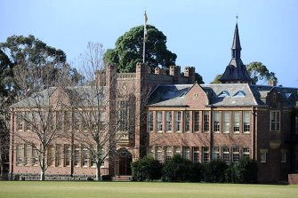 The Geelong College is part of the  Coalition of Regional Independent Schools Australia, which says the new needs-based school funding regime disproportionately hurts country schools.