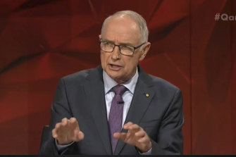 Ross Garnaut released two major reviews of climate policy, in 2008 and again in 2011.
