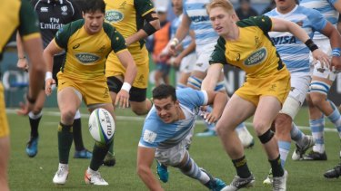 The Junior Wallabies were forced to work hard against Argentina and will face France in the final of the under-20s World Championship.