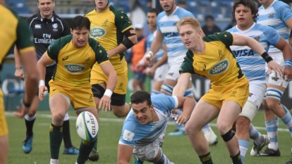 Junior Wallabies make under-20 World Championship final for first time in nine years