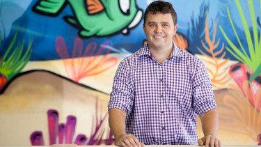 Ian Campbell is the founder of Jump! Swim Schools.