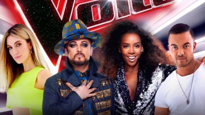 Star spotter: Rowland ready to rumble as The Voice kicks off another season