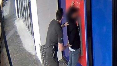 Police arrest student suspected of stealing card details at ATM
