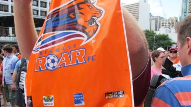 Ex-Brisbane Roar player jailed for weapons