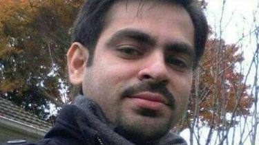 Syed Jahandad Ali