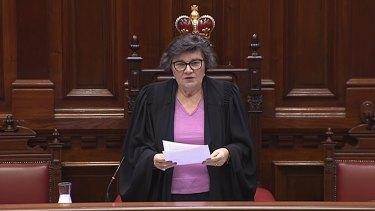 WA Legislative Council President Kate Doust has slammed the behaviour of senior McGowan Government bureaucrats.