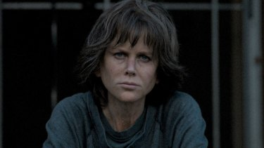 Nicole Kidman in upcoming film Destroyer.