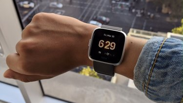Fitbit has 28 million active users worldwide and has sold more than 100 million devices.