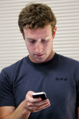 Facebook CEO Mark Zuckerberg knows you better than you do.