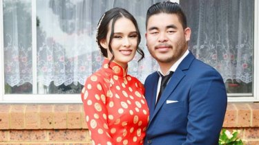 Katherine Hoang and Bronko Hoang married just months before the crash.