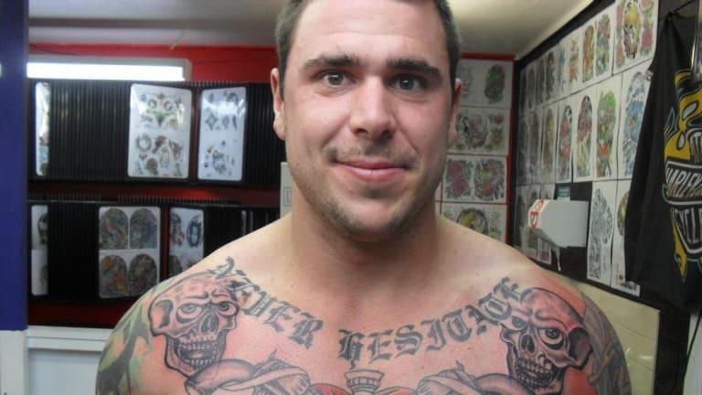 Joshua Dipietro, who was shot in his friend's car.