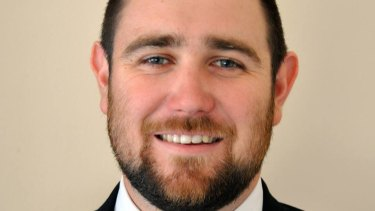 Pastor Logan Robertson from thePillar Baptist Church in Ipswich is among the three men charged.