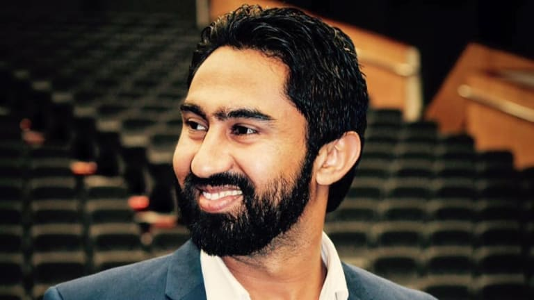 Manmeet Alisher died while working as a bus driver.
