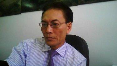 Bankstown lawyer Ho Ledinh.