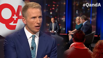 What's wrong with the ABC's once-mighty Q+A, and how to fix it