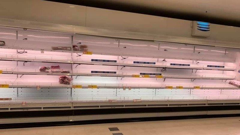 Cyclone Damien Preparation Leaves Pilbara Shops Bare Closes Schools