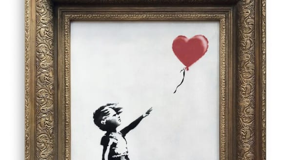 Genius Banksy stunt may wind up making painting more valuable