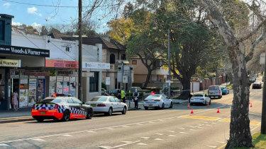 A lucky traffic stop prevented an alleged underworld murder plot in North Sydney.