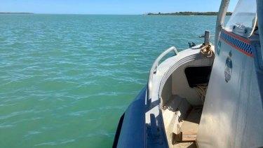 Water police in Queensland generic.