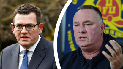Suspect fundraisers attended by Andrews, Marles, Shorten