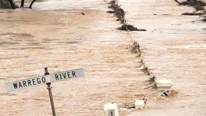 Major flood warnings for parts of regional Queensland