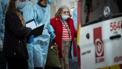 How Denise Morgan escaped Albert Park's house of horrors