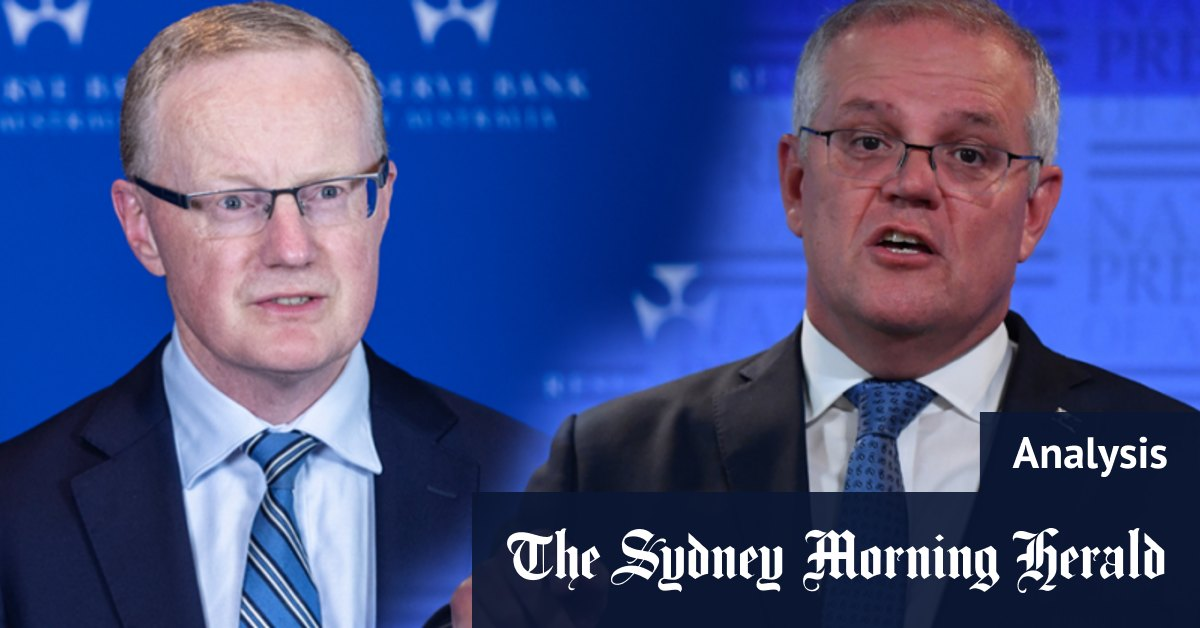 RBA delivers $100 billion wake-up call on the state of the economy – Sydney Morning Herald