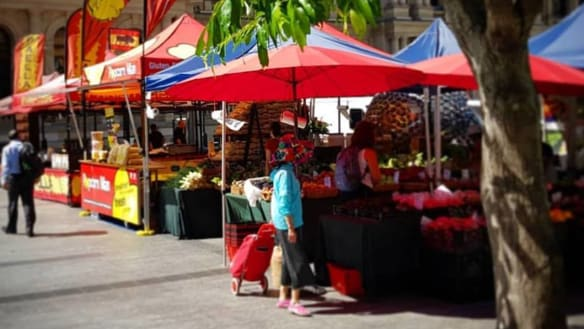 Jan Powers Farmers Markets to stop trading in CBD