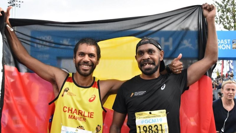 From Alice Springs to the Big Apple, Jordan Armstrong is following his uncle's footsteps - Sydney Morning Herald