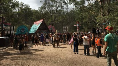 Festival organiser's NSW event last year was shut down over safety risks, drug fears