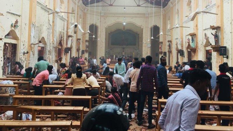 Sri Lanka bombings LIVE: 207 killed in Easter Catholic church explosions, 450 injured - The Sydney Morning Herald image