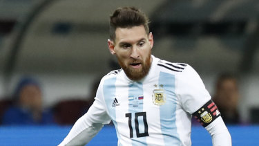 The Socceroos could face Lionel Messi's Argentina in the 2020 Copa America.