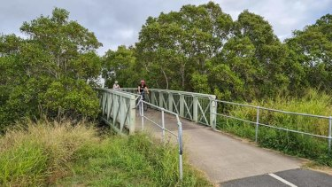 North Brisbane cyclists are concerned they will be forced to risk riding on busy Nudgee Road after a section of the Jim Soorley Bikeway was closed by Brisbane City Council for four weeks for bridge upgrades.