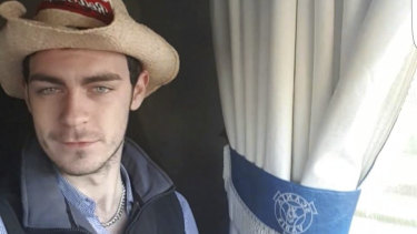 Maurice Robinson, 25, has appeared in court  over the deaths of 39 people found in a truck in Essex, England.