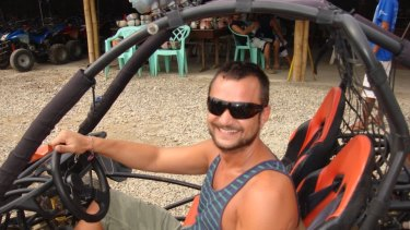 Ramis Jonuzi, 33, was killed after a rental dispute in Brighton East.