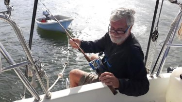 The Cairns boating community has described Mr Heard as an 'all round legendary bloke'.