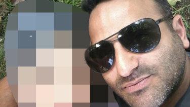 Houssein Hawli choked and whipped his wife because she struggled to speak English.