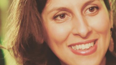 British-Iranian national Nazanin Zaghari-Ratcliffe has been held in Iran for three years.