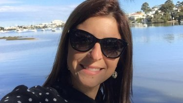 The body of 38-year-old Cecilia Haddad was found along the Lane Cove river in Woolwich.