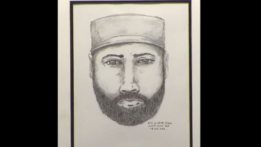 Royal Canadian Mounted Police have released a composite sketch of a person of interest in the killings of Lucas Fowler and Chynna Deese last week.