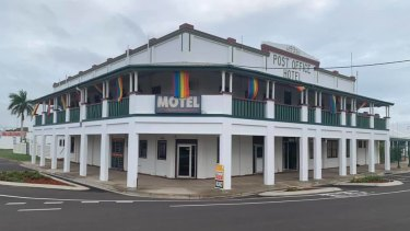 Cloncurry's Post Office Hotel will host the town's first Mardi Gras this weekend