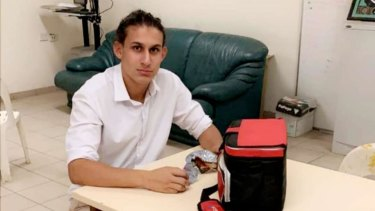 """Omar Elomar, who was described by his mother as """"caring"""" and """"ambitious""""."""