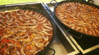 Olé Paella Catering has been fined more than $20,000 in the Perth Magistrates Court.