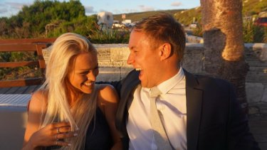 The lives of Alice Robinson and Jason Francis will be celebrated with a memorial in Perth.