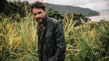 Walking the Americas, with Levison Wood.