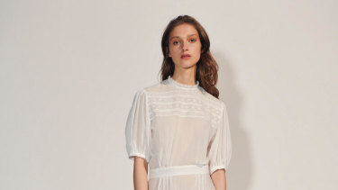 Matin does resort-ready clothes, even if your life isn't actually resort-ready.