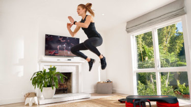 Les Mills On Demand can give you some of the benefits of the real thing in your home, if you have the space.
